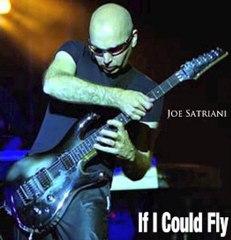 Joe Satriani/Coldplay Mashup - If I Could Fly