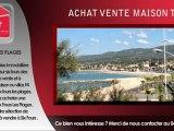Achat maison T4 Six Fours les Plages vente villas F4 Six Fours 4 pièces à vendre à Six Fours VAR