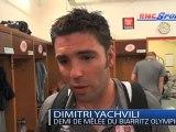Dimitri Yachvili, un homme heureux