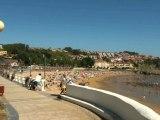 Playa de Luanco, concejo de Gozón, Asturias