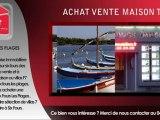 Achat maison T7 Six Fours les Plages vente villas F7 Six Fours 7 pièces à vendre à Six Fours VAR