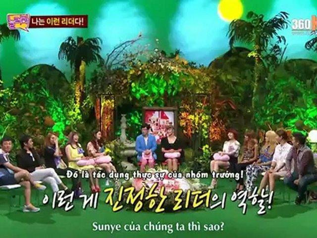 [Vietsub] MBC Come To Play – Ep 396 {Gyuri, Jea, Victoria, Sunye, Hyorin, Hyosung} – 1/2