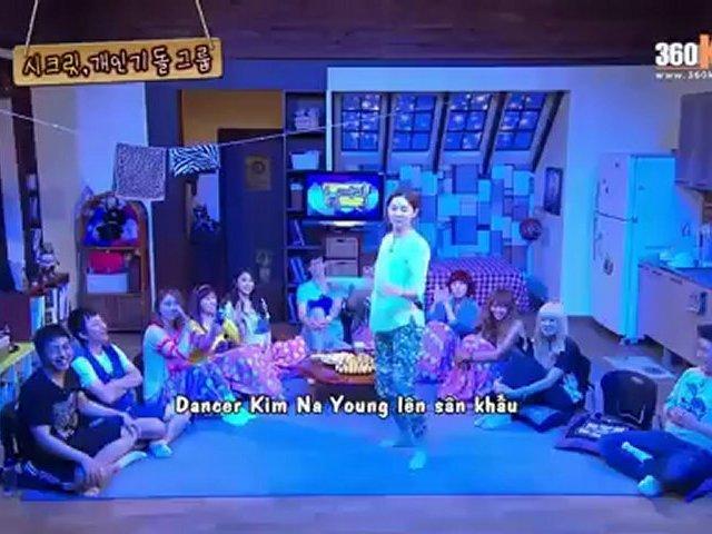 [Vietsub] MBC Come To Play – Ep 396 {Gyuri, Jea, Victoria, Sunye, Hyorin, Hyosung} – 2/2