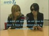 the GazettE - Uruha and Aoi xD