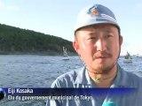 Face à ses voisins, le Japon s'accroche à ses îles