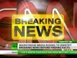 US rush for news turns smoke into bombs