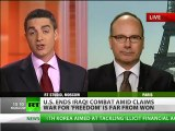 'War in Iraq - Bush's personal revenge for father'