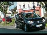 Der nagelneue VW up! vom Volkswagen Zentrum Rosenheim - 2012 auf Achse mit Elena und Teresa von NoteEins® Nachhilfe