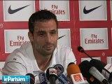 PSG - Giuly : «On va essayer de ne pas être ridicules»