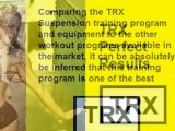 Best Weight Loss Tool: TRX Suspension Trainer