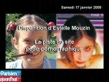 """Eric Mouzin : """"Je ne sais pas s'il s'agit d'Estelle"""""""