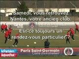 Mickaël Landreau : « On a fait un vrai gros match »