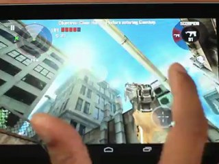 Review: Google Nexus 7 Tablet - SoldierKnowsBest