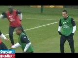 OM-PSG : « Un match excitant » pour Luyindula