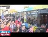 OM-PSG : tensions à l'arrivée des supporteurs parisiens