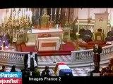 Trois présidents réunis aux obsèques de Philippe Séguin