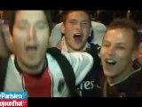 Monaco/PSG : l'euphorie des supporteurs parisiens