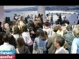Cannes : le retour de Delon, la mini-robe d'Eva Longoria et l'humour de Noah