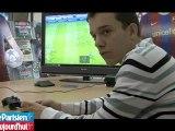 Jeu vidéo : le champion du monde teste le nouveau PES 2011