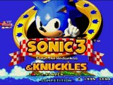 Sonic 3 & Knuckles (Megadrive) Music - Angel Island Zone Act 2