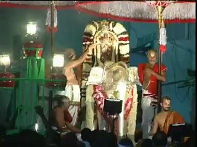 DASHAVATARA SRI VENKATESA {Sanskrit Spritual}