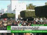 Arab Spring Anniversary: Calls for change still strong in Tunisia