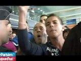 Grève à Orly : un représentant d'Air Algérie échappe au lynchage