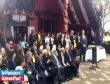 Rugby, Coupe du Monde : Les Maoris réservent au Bleus leur cérémonie d'accueil