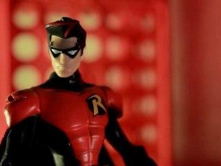 CGR Toys - Power Attack: Strike Shield Robin