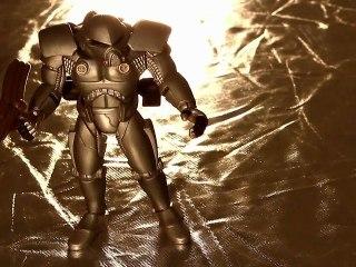 CGR Toys - DARKTROOPER 2007 Saga Legends, Star Wars Figure Review