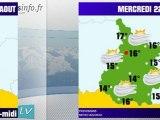 H'Py Tv Meteo des Hautes-Pyrenees (22 aout 2012)