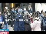 Didier Barbelivien croit toujours aux chanches de son ami Sarkozy