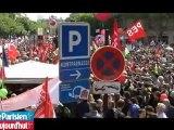 1er mai : la gauche unie contre Sarkozy