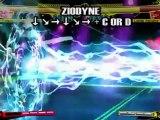 Persona 4 : Arena - Move Video : Yu Narukami