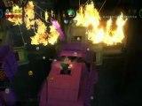 Lego Batman 2 : DC Super Heroes – Suivre le Robot Joker dans sa chute