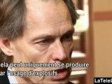 11 sept - Niels Harrit sur la tv libre (oct 2009) : explosifs au WTC