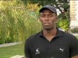 Usain Bolt würde gerne bei Manchester United kicken