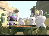 CGRundertow RAYMAN: RAVING RABBIDS 2 for Nintendo Wii Video Game Review
