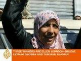 Exclusive: Nobel Peace winner Tawakul Karman talks to Al Jazeera