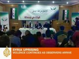 Syrian activists in Turkey speak to Al Jazeera
