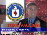 CIA Swine Flu Assassinations, Vaccinations & Depopulation