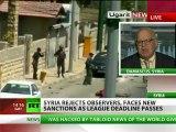 Mossad vs Assad? 'CIA death squads behind Syria bloodbath'
