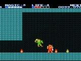 Zelda 2: Adventures of Link [02] Dans les marais on se marre enfin presque