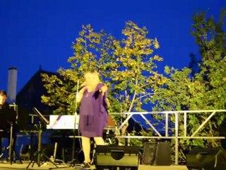 """Kathy Boyé & Purple Soul au Festival Gospel """"Happy Days Gospel"""" à Uzech les Oules - 2012"""