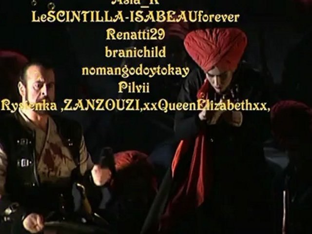 Macbeth - Magicians chorus 2  - Another Interpretation..  is issued in response to my dear Lady xxAtlantianKnightxx ' broadcast