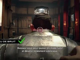 Gameplay 3 : the Study of Stealth de Dishonored