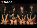 SCANDAL@Teena interview