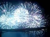 Bouquet finale Suisse feux artifices Montréal 2012