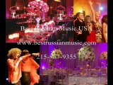 Best Russian Music USA, Russian American. corporate events, corporate parties, company events