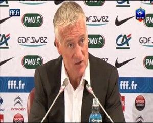 Deschamps évoque le retour de Jérémy Destenave en équipe de France